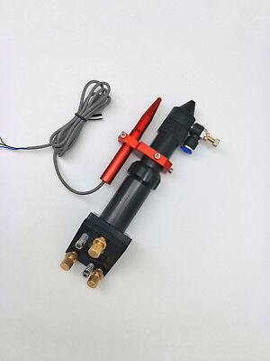 CO2 Laser Head Set+ Auto Focus Sensor Up Down Engraver Cutter Lens& Mirrors 2