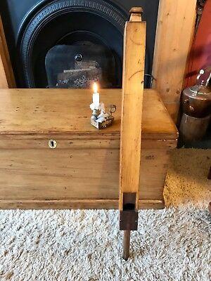 Original Antique Vintage Pipe Organ for Hanging Keys, Mugs, Kitchen Utensils