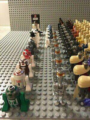 LEGO Star Wars Minifigures Lot - Battle Droids, Astromechs, R2-D2 - You Pick! 2