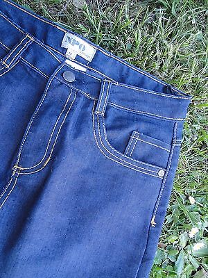 Pantalon Jean Garcon Ado Marque Npo Junior Com Neuf 14 Ans  Vetement Bleu Fonce 3
