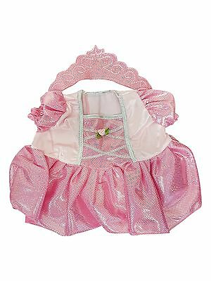 Princess Clothing Outfit by Stufflers – Will fit on a Build a bear