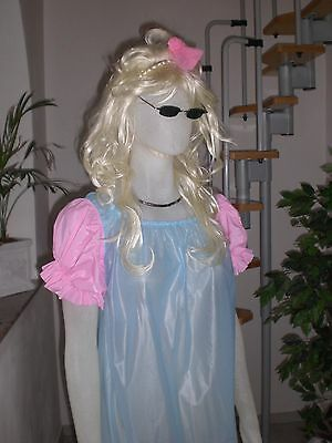 Neu Ultra Soft Pvc Nachthemd Pyjama Kleid Nightdress  L-Xl  3Xl-4Xl 2