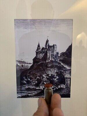 Genuine Soil From Dracula's Castle 8