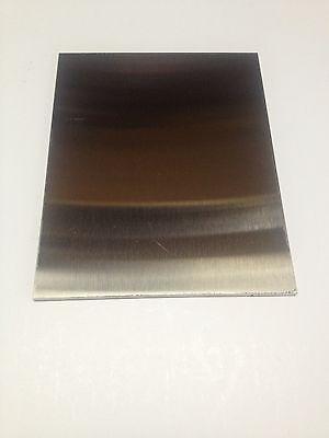 """1/16"""" x 7"""" x 12"""" Aluminum Plate, .0625"""", 5052 Aluminum 2"""
