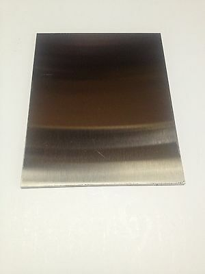 """1/8"""" x 5"""" x 5"""" Aluminum Plate, .125"""", 5052 Aluminum 2"""