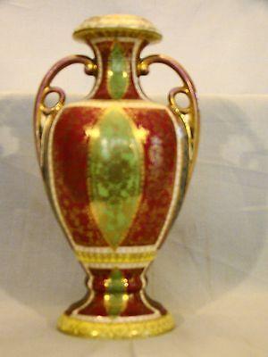 Vienna Cabinet Urn Vase after Angelica Kaufmann Blue Royal Vienna Style Beehive 3