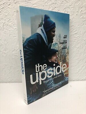 The Upside 2019  Authentic DVD Beware of Cheap Fakes sold as Rental Editions! 2