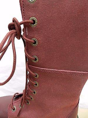 d255405c180 ... Dr Martens Hazil Virginia Chaussures Femme 42 Bottes Cherry Red 20346600  UK8 New 2