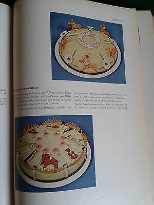 Neues grosses Konditoreibuch Heckmann -Worrings,1966 5