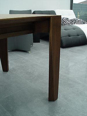 ESSTISCH TISCH TAFEL Holztisch massiv 2m Länge 90cm breit