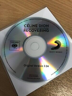 "Celine Dion ""Recovering"" New Brazilian Cd Promo 2"