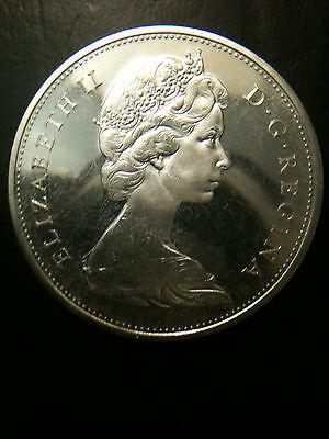 4x 1965 Canada Dollars PL Proof Like Silver BU Elizabeth II UNC Gem Voyageur 3