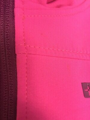 Girls Mountain Warehouse Pink & Purple Jacket Coat 11-12 Years 7