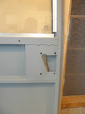 Bearmach Land Rover Glazed Rear Back Safari Door 90 110 Defender Series II III 3 6