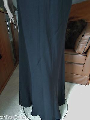 Abendkleid Gr. 36 Gr. 38  schwarz blau grün Pailletten erotisch CLASS Godet 6