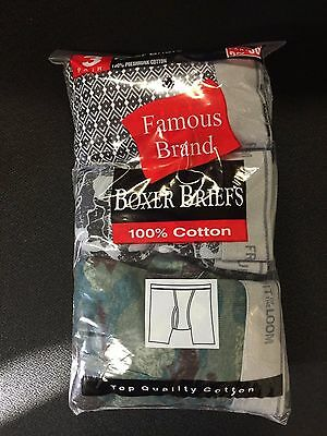 Fruit Of The Loom  9 Pk Boxer Briefs-Men In Famous Brand All-Asst 5
