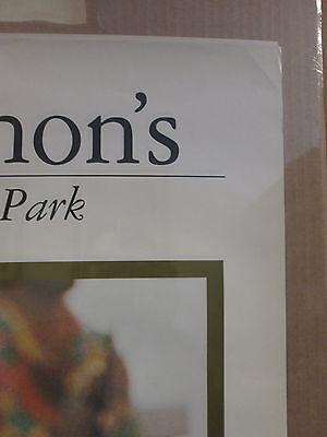 Vintage 1991 Paul Simon/'s original Concert in the Park music poster 9965