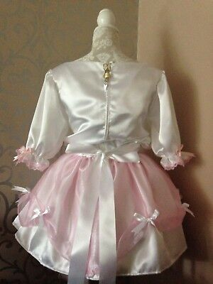 Made To Measure * Sissy Maid * Fetish * Cd/Tv * Mincing * Prissy * Dress 4