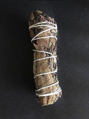 California White Sage,Palo Santo 4 sticks ,Yerba Santa Smudge 3 Pack Bundl 3