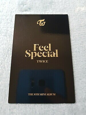 TWICE 8th Mini Album Feel Special Dahyun Type-3 Photo Card Official K-POP(6 2