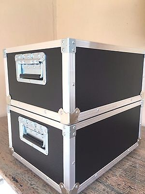 "Flight Case Profi ""Stapelbox"" Innenmaß 40 x 30 x 18 cm"