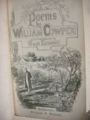 Poems by William Cowper - Undated 2