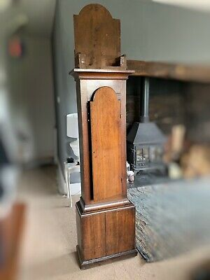 Longcase Clock Early 19th Century 2