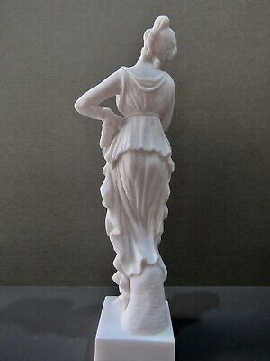 Kore of May / Persephone Goddess Queen of the underworld / 25 cm / 9.88 inches 4
