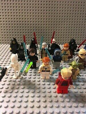 LEGO Star Wars Minifigures Lot - Jedi, Sith, Yoda, Darth Vader - You Pick! 3