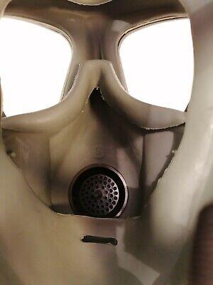 Serbian /Yugoslavian NBC protective Gas Mask M2+40mm Filter + Bag Complete Kit 7