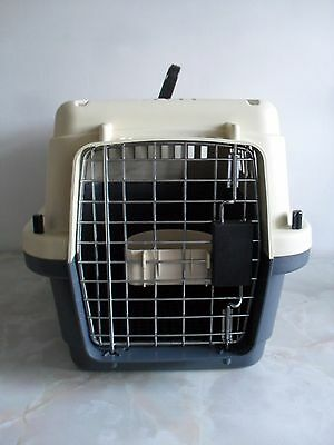 Petmode Plastic Pet Crate HCA13A - L50 X W33 X H33 5