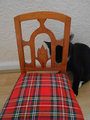 Vintage Miniature Chair In Lovely Condition 6