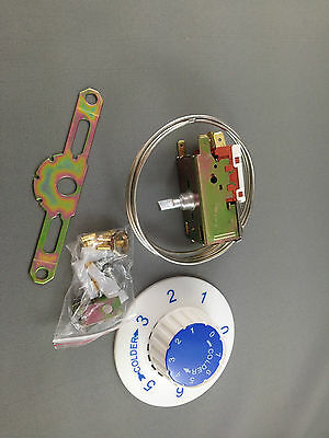 Vt9 Universal Two Door Cyclic Fridge Termostat Kit Westinghouse Kelvinator F & P 2
