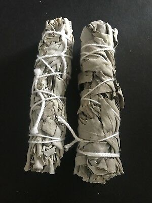 15 Palo Santo Wood & 5 White Sage Smudge Sticks: Cleansing Negativity Removal 3