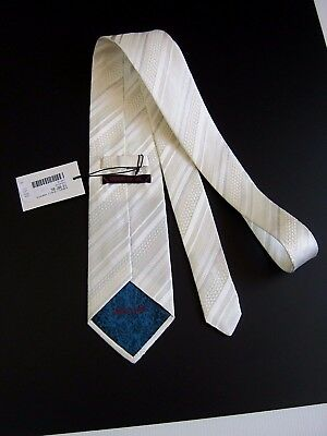 Roberto Cavalli  Nuova New  Cerimonia Ceremony Seta Silk Made In Italy 3