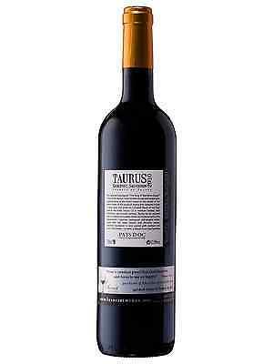 Taurus Cabernet Sauvignon 2010 case of 6 Dry Red Wine 750mL Pays D'OC 2