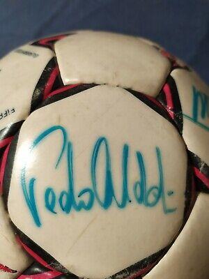 Pallone originale AC MILAN Select 1989/90 AUTOGRAFATO! 2