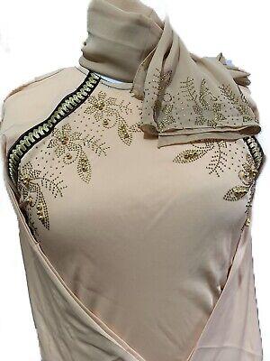 """burkha 54/"""",56/"""",58/"""" Latest Design  Dubai Abaya Farasha Butterfly"""