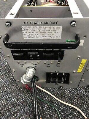 17317-01  AC MOD/PWR For Gasonics Aura 3010 Plasma Asher Stripper AWD-D-2-12-008 2