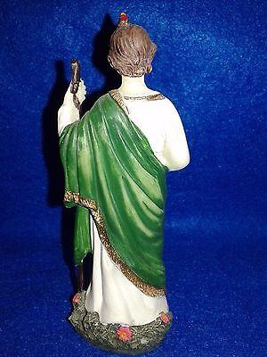 statue estatua san judas tadeo 5 religion yoruba orula orunmila