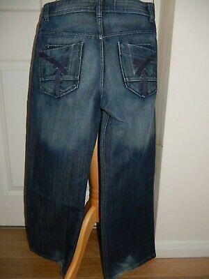 Boys Blue Jeans Age 11-12Yrs 2