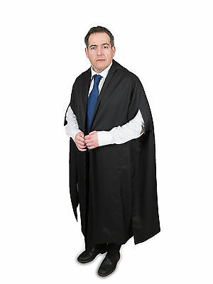 Traditional Solicitors Gown 2