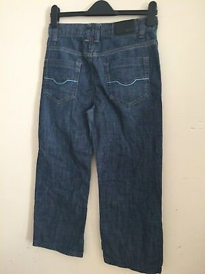 Ted Baker Boys Blue Denim  Trousers Jeans Age-old 13years 3