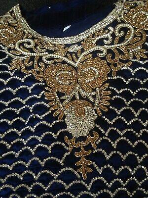 Designer Salwar Shalwar Kameez Indian Asian Bridal Lengha Suit Pakistani 6