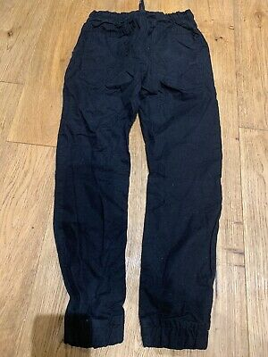 Next!! Boys Black, Cuff Bottom L, Jeans Size 10 Years,VGC 3