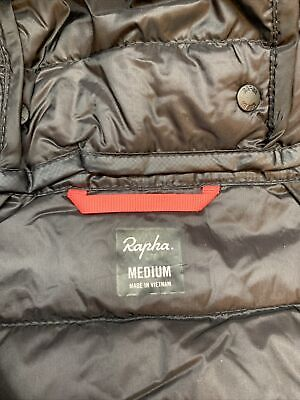 Rapha Explore Down Jacket Brown Size Medium Brand New With Tag