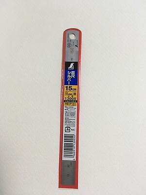 Shinwa Stainless Steel Straight Ruler Measuring Double Side Scale 150Mm 7
