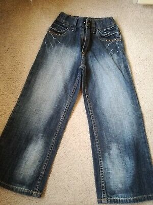 Boys Denim Jeans BHS 6 Years used In great condition 3