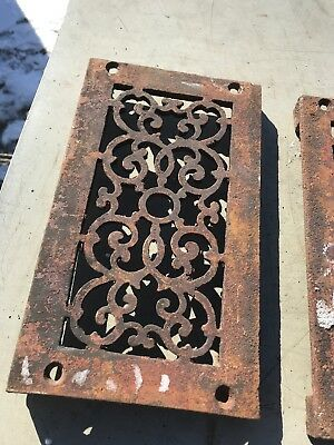 Rl 4 13 Av Price Each Antique cast-iron heating great with foot 4.75 x 8.5 7