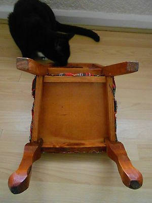 Vintage Miniature Chair In Lovely Condition 9
